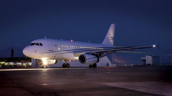 Airbus A319 CJ VIP