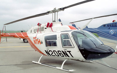 Bell Helicopter 206B (Textron) JetRanger
