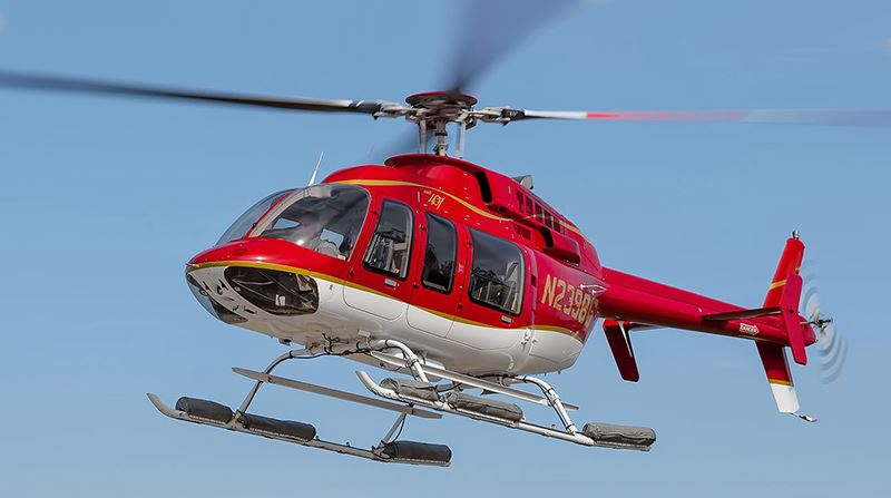 Bell Helicopter Bell 407 (Textron)