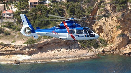 Eurocopter Dauphin AS 365N3