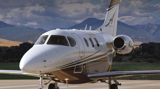 Hawker Beechcraft Premier IA