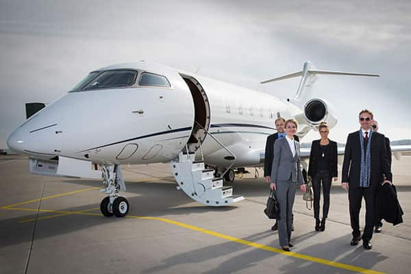 CW Private Jet 3