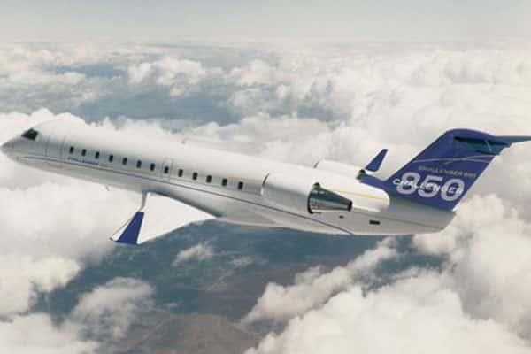 Large-Privatjet-Bombardier-Challenger-850