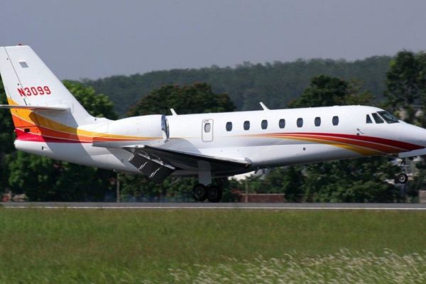 Citation Sovereign N3099