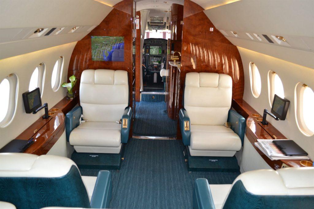 Falcon 900DX