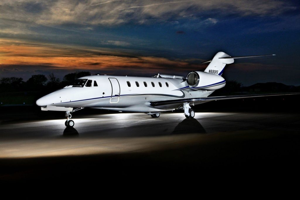 privatjet kaufen Citation-X