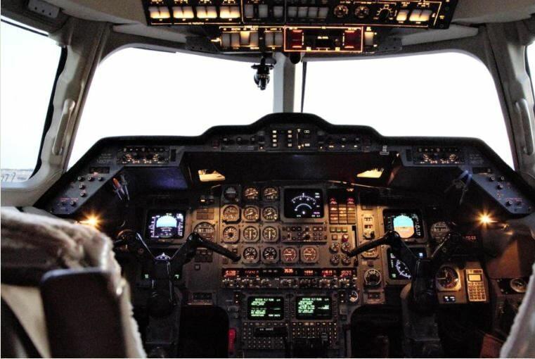 Hawker 800A