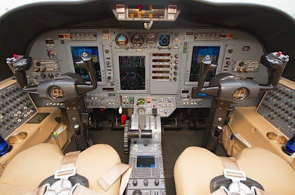 Citation CJ2 F-HMSG