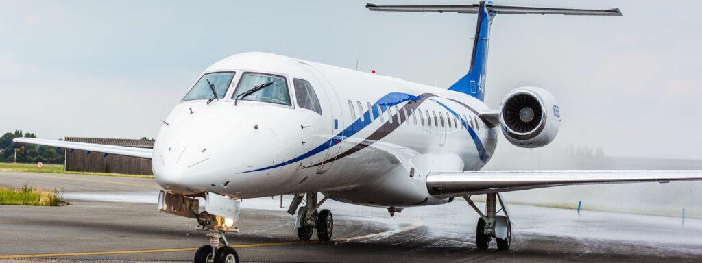 Embraer ERJ-145 (Air Charters Europe)